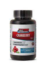 Kidney Detox - Cranberry Extract 50:1 - Clean Kidney and Bladder Naturaly  1B
