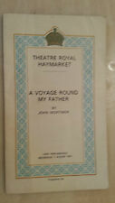 Theatre Royal Haymarket: MICHAEL REDGRAVE in A VOYAGE ROUND MY FATHER
