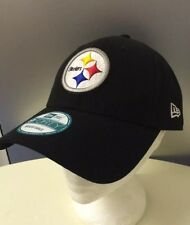 New Era 9Forty Adjustable Pittsburgh Steelers Cap