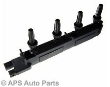 Fiat Scudo Ulysse 2.0 16v Engine Ignition Coil Pack New DMB866 245098 Lemark