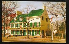 New Jersey, Haddonfield, Indian King Tavern (unused(indians#1043
