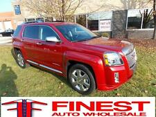 GMC: Terrain Denali V6 NAVIGATION SUNROOF LEATHER WARRANTY