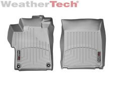 WeatherTech® FloorLiner for Honda Civic Coupe - 2014-2015 - 1st Row - Grey