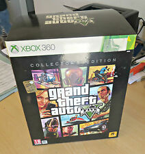 Gta V collector edition xbox360 Italian Like NEW Grand Theft auto V usata ITA