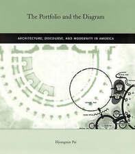 The Portfolio and the Diagram: Architecture, Discourse, and Modernity-ExLibrary