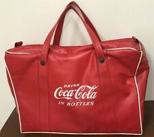 Vintage Coca-Cola Soft Bag Cooler | Drink Coke in Bottles | SHIPS Fast