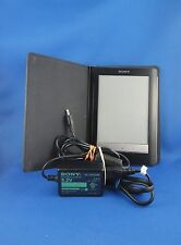 Sony PRS-600 500MB e Reader , 6in - Black, with AC power supply - FOR PARTS