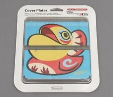 NEW 3DS Official Faceplate Monster Hunter 4G no.037 Cover Plates Japan Import