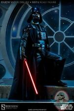 1/6 Scale Star Wars Darth Vader Deluxe Figure by Sideshow Collectibles F