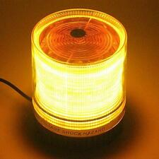 Car Truck BUS Bar Roof Top Warning Flash Beacon Strobe Emergency Light Amber