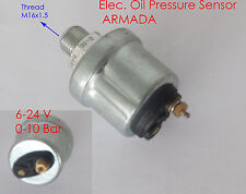 Electrical 6-24V Oil Pressure 0-10 Bar SENSOR / Sender ARMADA Switch M16 x 1.5