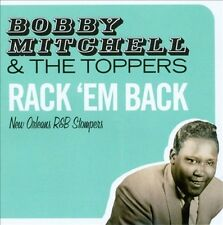 Rack 'Em Back: New Orleans R&B Stompers New CD