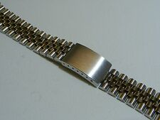 Jubilee 20mm Bracelet Gold-Filled for ROLEX or similar Watches...