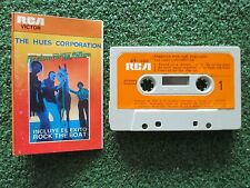 THE HUES CORPORATION ** Freedom For The...** ORIGINAL 1973 Spain CASSETTE NO LP
