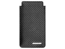 ori Mercedes Benz Mobile phone smartphone cover case for 6 Leather AMG black