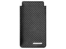 ori Mercedes Benz Handy smartphone HülleTasche für iPhone ® 6 Leder AMG schwarz