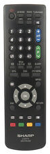 New* Sharp LC42XD10E / LC42XD1E / LC42XD1EA / LC46XD1E TV Remote Control