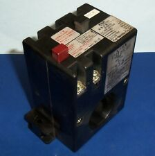 FUJI ELECTRIC EARTH LEAKAGE PROTECTIVE RELAY BRR 25N-04S