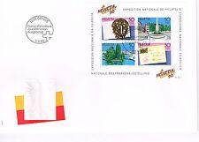 PTT Schweiz ETB Helvetia 1990 Nationale Briefmarkenausstellung Geneve
