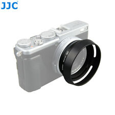 JJC Metal Lens Hood &Adapter for Fujifilm X70 X100 X100S X100T as AR-X100 Black