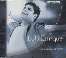 Luis Enrique Evolucion CD New Sealed
