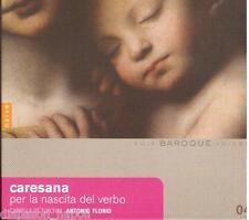 Caresana: Per La Nascita Del Verbo / Florio, Cappella De' Turchini - CD