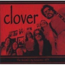 Clover The Sound City Sessions 1975 CD NEW SEALED Huey Lewis