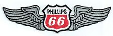 """8"""" Phillips 66 with wings Gas Station Motor Oil Hot Rod sales service Aviation"""