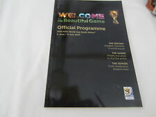 2010 WORLD CUP SOUTH AFRICA KNOCK-OUT STAGE VIP BLACK ISSUE