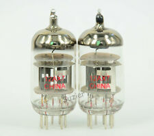 2 x New Tested 12AX7 ECC83 Shuguang Vacuum Tube For Guitar Amplifier