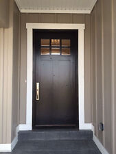 "CRAFTSMAN KNOTTY ALDER ENTRY DOOR 36"" x 96"""