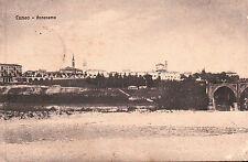 1917 CARTOLINA DI CUNEO - PANORAMA -  C4-1109