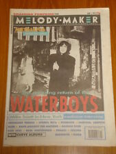 MELODY MAKER 1993 JUN 5 RAGE AGAINST THE MACHINE BLUR