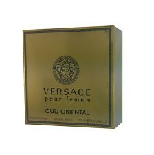 Versace Pour Femme Oud Oriental EDP Eau de Parfum for Women New & Sealed 100ml