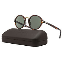 Persol 3129 Typewriter Edition Sunglasses 24/31 Havana Brown / Grey 48 mm
