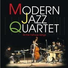 Modern Jazz Quartet All The Famous Songs 2001 TIM Doppel CD Album