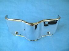 HARLEY DAVIDSON TOURING CHROME OUTER FAIRING BATWING LOWER TRIM SKIRT 1996-13
