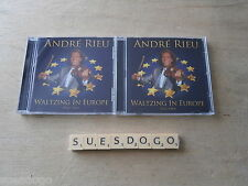 ANDRE RIEU -  WALTZING IN EUROPE - 25 TRACKS RECORDED LIVE ON 2 CDS - 2012