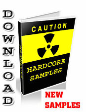 HARDCORE SAMPLES - APPLE LOGIC PRO X EXS24 - STUDIO / EXPRESS- DOWNLOAD
