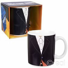 New Doctor Who 12th Doctor Costume Mug Peter Capaldi Coffee BBC Official