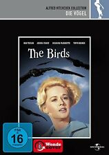 Alfred Hitchcock DIE VÖGEL The Birds ROD TAYLOR DVD Neu