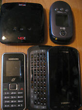 Used Lot Of Cell Phones Some May Work or For Parts or Repair