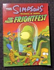 The Simpsons FUN-FILLED FRIGHTFEST & HULLABALOO SC GD Lot of 2