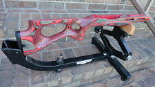 Ruger 10/22 RED FIRE Extreme Stock FOR FACTORY BARRELS FREE SHIP REAL PIC 805