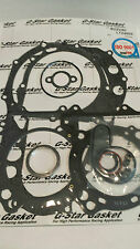 Complete 94mm 434 470 Big Bore Gaskets Kit Set Top Bottom Suzuki LTZ400 Z400 LTZ
