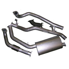 DTS 3 Inch Exhaust FOR Toyota Landcruiser 79 Series Turbo 4.2 (HDJ79-EXH)