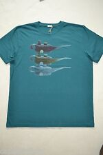 Paul Smith PS 3 Of 1 Oil Can T shirt Large NEW