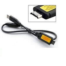 PHOTO TRANSFER USB CABLE FOR SAMSUNG CAMERA PL10 PL100 PL120 PL150 PL170