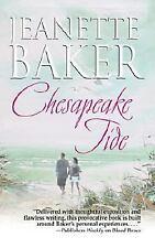 Chesapeake Tide Baker, Jeanette Mass Market Paperback