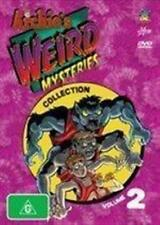 ARCHIE'S WEIRD MYSTERIES: COLLECTION VOL 2: 3DVD NEW